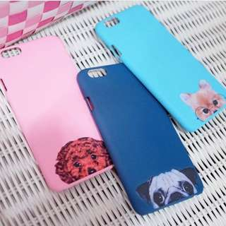 Hardcase Pet Iphone 6