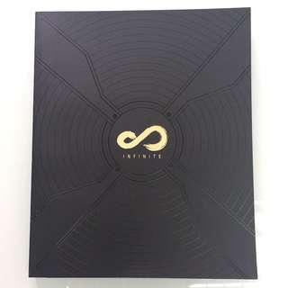 INFINITE INFINITIZE Showcase: The Mission Photo Book