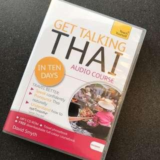 3 biz Thai books + CDrom