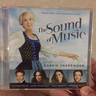 CD The Sound of Music (Versi Baru)