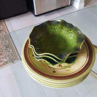 Dining Plate & Bowls