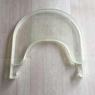 stokke chair replicar tray table