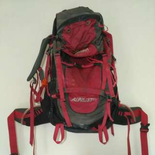 Consina Alpinist 70+5 Liter