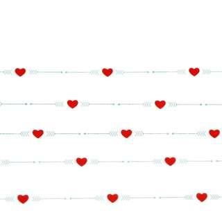 Hearts & Arrows Washi Tape #93