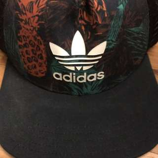 Adidas Cap + Matching Bag