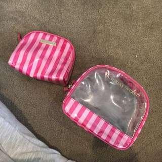 Victoria Secret Makeup Bags