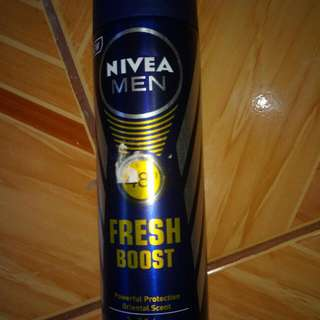 Nivea For Men. Fresh From Abrod