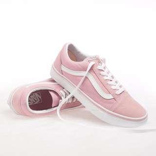 Vans Old Skool Pink 經典粉紅