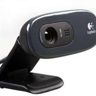 🍑 Logitech HD Webcam C270