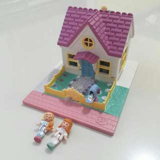 Polly Pocket Cozy Cottages