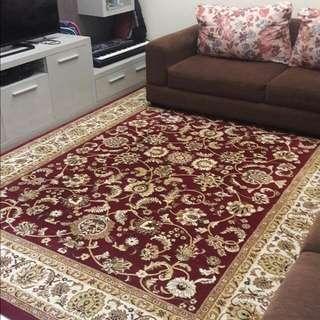 Karpet Turki Tebal