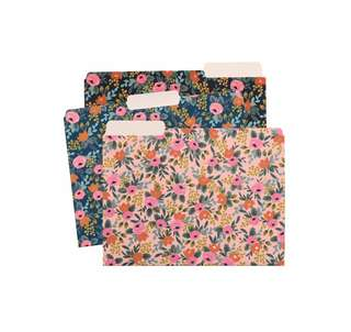 Rifle Paper Co. File Folder Set of 6