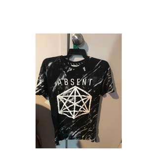 absent tshirt