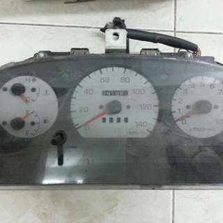 Meter L512 Limited Good Codition For Kancil Mira L5 L6 Mordeno