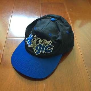 Orlando Magic 魔術隊 棒球帽 7分割帽 老帽