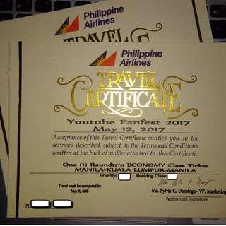 Malaysia Manila - Kuala Lumpur - Manila Airfare Via PAL