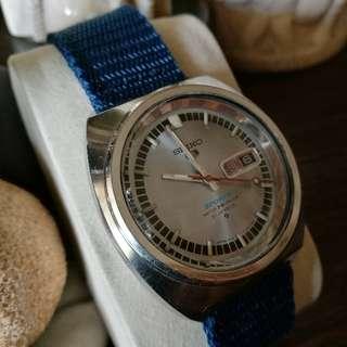 Seiko Vintage 5 Sports Men's Watch