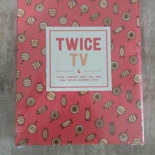 TwiceTV4 DVD (K-POP)