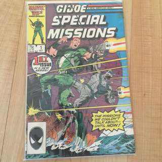 Marvel - G.I. Joe Special Mission #1