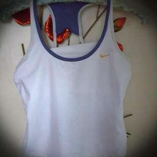 Nike Dri Fit Gym Top