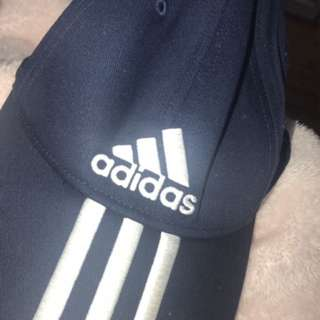 Navy Blue Adidas Hat