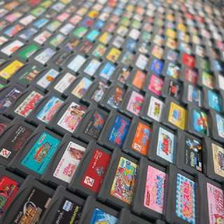 GBA Games Grabbags