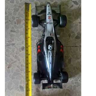 Hot Wheels F1 David Coulthard, McLaren Edition