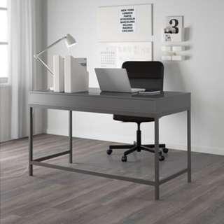 IKEA ALEX 書桌 工作桌(灰色)