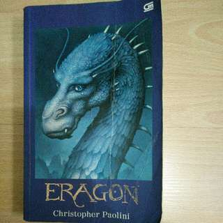 Novel Terjemahan Eragon