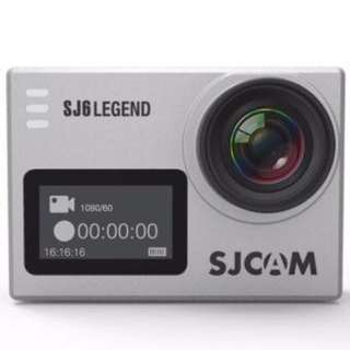 SJCAM SJ6 Legend LCD Touch Screen