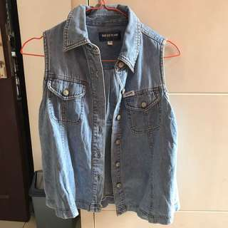 Guess Denim Sleeveless