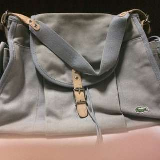 Authentic Lacoste Shoulder Bag