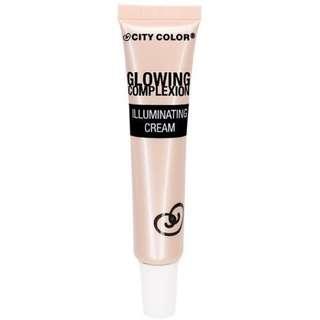 City Color Glowing Complexion Illuminating Cream