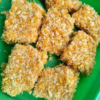 Vegetable Chicken Nuggets