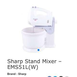 STAND MIXER SHARP
