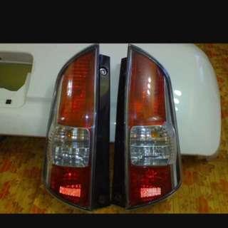 Myvi '05 Back Lamp Boon