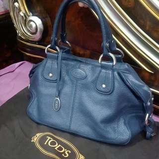 TOD'S LEATHERS HANDBAGS