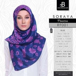 iBAWAL SORAYA FREESIA RF001