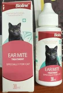 kutu telinga (ear mite)