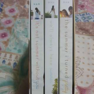 The Complete Summer I Turned Pretty Trilogy By Jenny Han