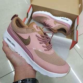 Nike AirMax Thea - Desert Camo / Pink
