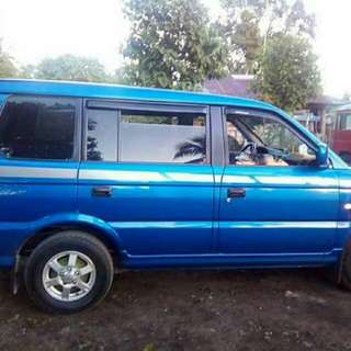 Mitsubishi Adventure for rent with driver..