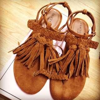 🚚 Grace Gift編織涼鞋