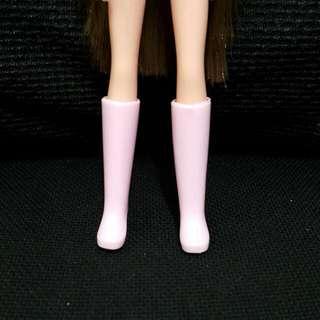 全新莉卡娃娃長靴