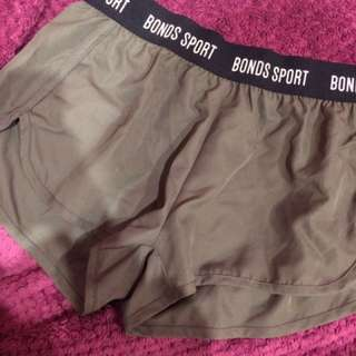 bonds fitness shorts
