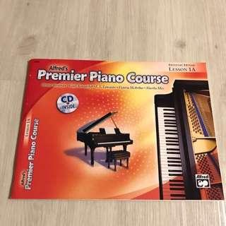 Premier Piano Course Lesson 1A