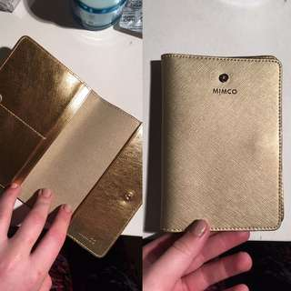 Mimco Passport Holder