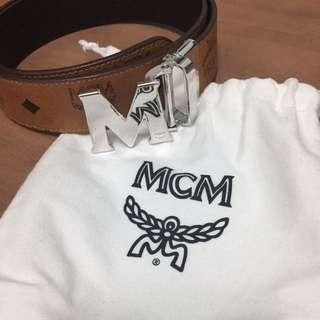 Mcm雙面皮帶(不議價!)