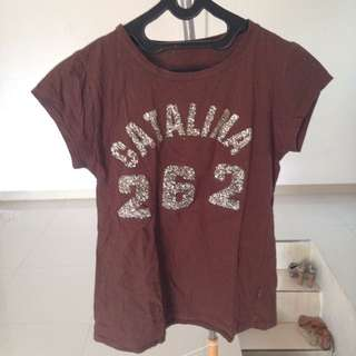 Brown T'shirt