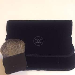 Chanel 粉盒專用袋連掃
